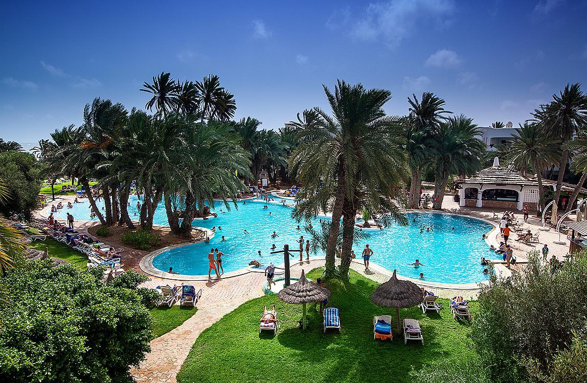 Odyssee resort zarzis tunisko ck fischer for Hotels zarzis