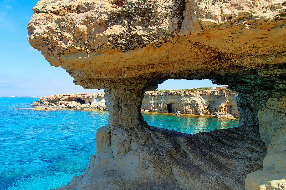 Кипр в мае айя напа