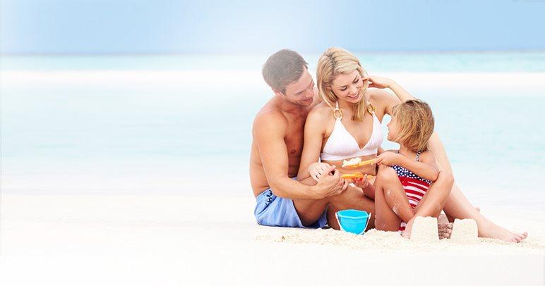 Rodinná dovolenka